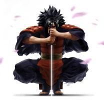 Uchiha Madara by j3fton