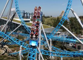 Blue Fire - Europapark by Phi1997