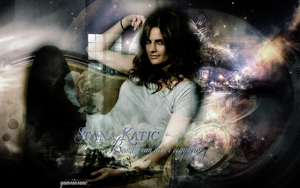 Stana Katic/Kate Beckett by yamiinsane