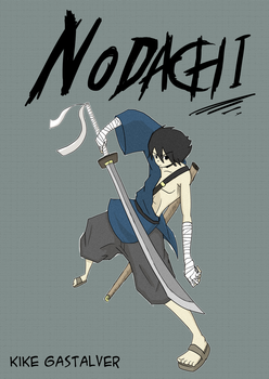 Nodachi by Quiten