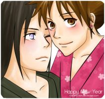 Happy New Year :D by Naiome-san