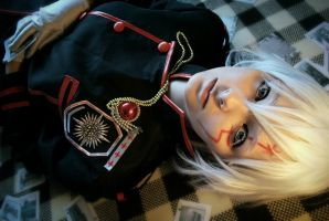 D.Gray-Man: Purity by Alice-of--spades