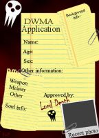 DWMA Application by Tennessee11741