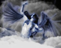 Dreaming to fly by Aral3D