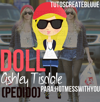 Doll HotMessWithYou(Pdido) by TutosCreateBluue