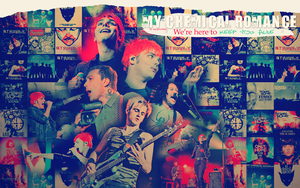 My Chem wallpaper 073 by saygreenday