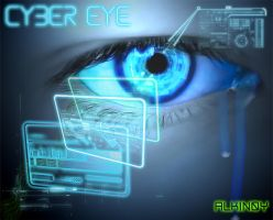 Cyber Eye v2 by Alkinoy
