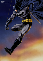 Batman by akensnest