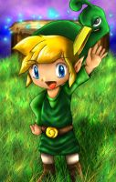 LoZ- The Minish Cap by AdvanceX