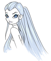 Icy sketchy by alamisterra