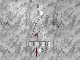 Star Trek--Do You Remember Why by schematization