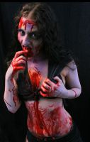 Stock: Living Dead Girl 6 by TamvakisPhoto