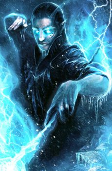 WoTC - Primordial Sorcerer by mike-nash