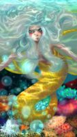 Daughter of the sea by Kaizoku-hime