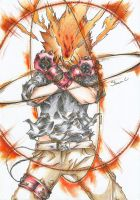 KHR - Tsuna ( Vongola Gear ) Finished by NeXusShawn