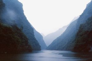 3 gorges Yangtze by AbsyntheMyndedArt