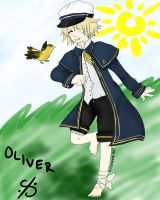 Oliver and James by haleliwil