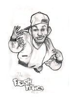 fresh prince of bel-air by SL1Cer