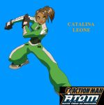 Catalina Leone 2 by Axel-Manning