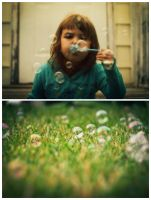 Bubble Spring by thephotogenesis