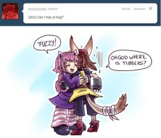 Hugs From Annie by RinTheYordle