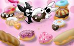 Donut Land by Electric-Mongoose