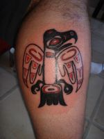 native american tattoo by bevf2003