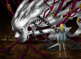 Claymore 126 by Knight133