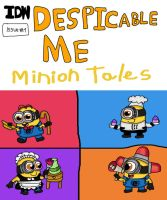 Despicable Me Minion Tales Issue#1 Remake by DanielaEspinoza19