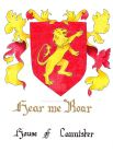 House of Lannister - Coat of Arms by GisaPizzatto