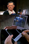 TF2: Don't Believe His Lies by siamesesnow