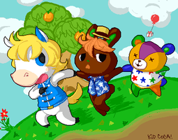ACNL4-Life Contest ~ by LittleKidCoca