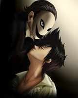 The Phantom of the Opera by NoahAsai