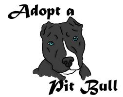 Adopt a Pit Bull 3 by chickenfoot87