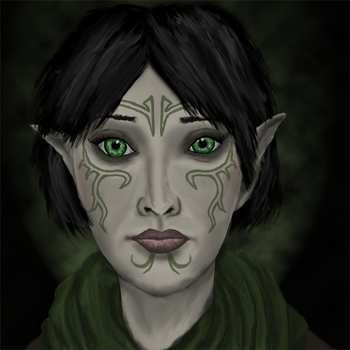 Merrill:  Portrait by jlb141