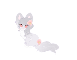 Kitty 4 .: Closed :. by Featherwishes