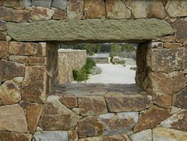 Stone Window 001 - HB593200 by hb593200