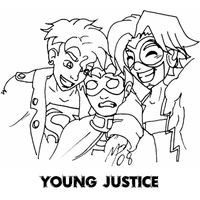 Young Justice - The Boys by UltimeciaFFB