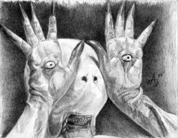 Pans Labyrinth by Murdertz