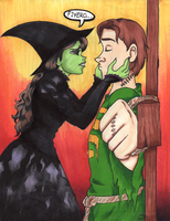 Fiyero, I'm So Sorry.... by InvaderSonicMx