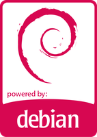 Debian Badge by amai-biscuit