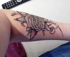 MY ARM by neraksel