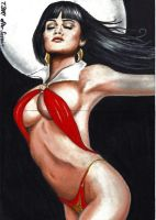 Vampirella Sketch Card 6 by Dr-Horrible
