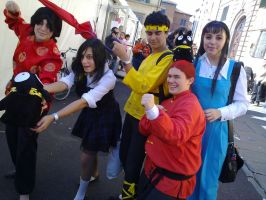 Ranma group by ibx93