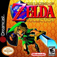 The Legend Of Zelda Collection Front Cover BLK by dcFanatic99