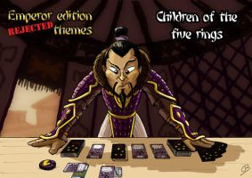 L5R: Children of the Five Ring by Kumanagai