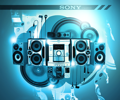 sony audio by denzoo