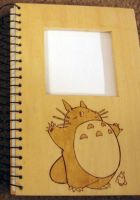 Totoro Photo Book by akicafe