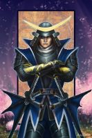 Date Masamune by Noldofinve