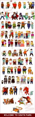 Welcome to South Park by soltian